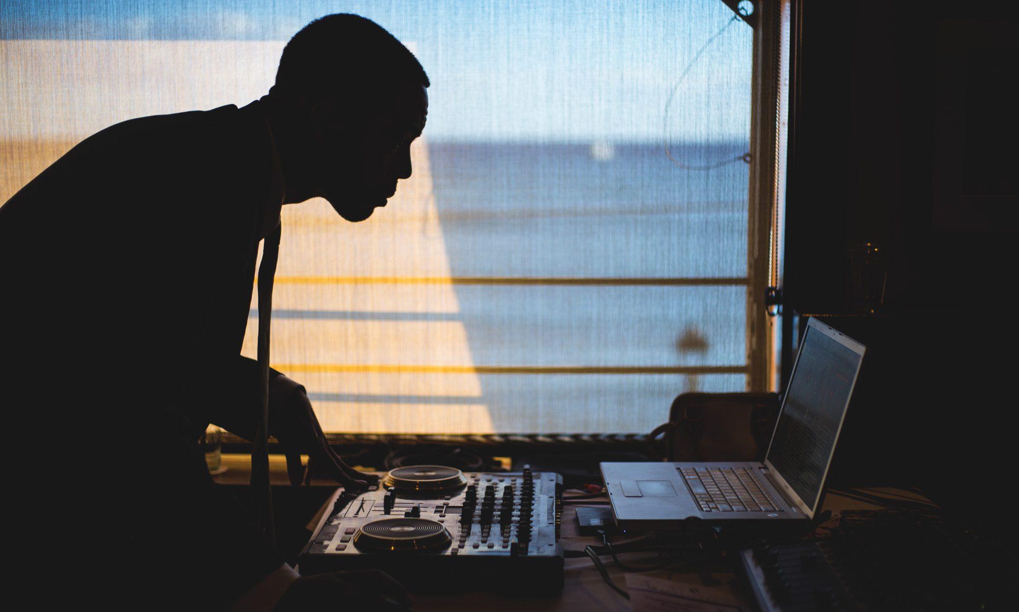DJ Gary Oneal